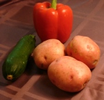 roasted veggies ingredients