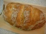 roasted garlic & potato bread