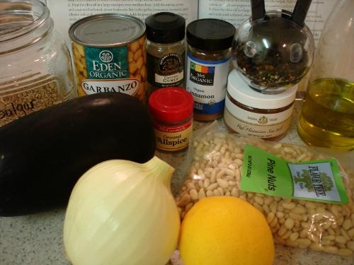 kibbeh ingredients
