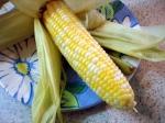 Roasted Corn - Amazing.