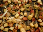 Dijon Mustard Roasted Potatoes - Awesome.