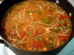 Moroccan Lentil Soup - Very Good, Delicious.